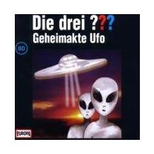 Die drei ??? 080. Geheimakte Ufo (drei Fragezeichen) CD Hörspiel