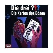 Die drei ??? 082. Die Karten des Bösen (drei Fragezeichen) CD Hörspiel