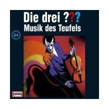 Die drei ??? 084. Musik des Teufels (drei Fragezeichen) CD Hörbuch