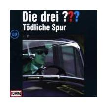 Die drei ??? 089. Tödliche Spur (drei Fragezeichen) CD Hörspiel