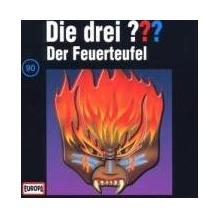 Die drei ??? 090. Der Feuerteufel (drei Fragezeichen) CD Hörspiel