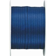 Duni Seidenband blau, 3 mm x 10 m