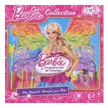 Barbie (13)Collection,Glitzerfeen, CD Hörbuch