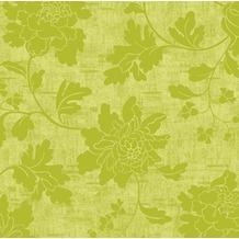 Duni Poesie-Servietten aus Dunilin Motiv Venezia Green, 40 x 40 cm, 12 Stück