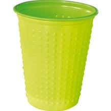 Duni Plastikbecher, Colorix Uni grün, 20 cl, 40 Stück