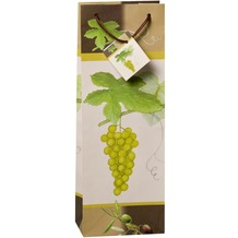 Duni Flaschentüten White Wine, 12,3 x 36,2 x 7,8 cm