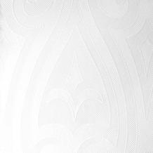 Duni Elegance-Servietten Lily weiß, 40 x 40 cm, 10 Stück