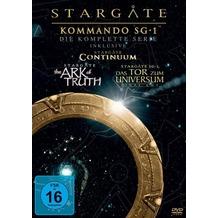 20th Century Fox Stargate Kommando SG-1 (Die komplette Serie) DVD