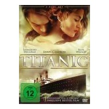 20th Century Fox TITANIC 2. Auflage [DVD]