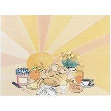 Duni Tischset aus Dunicel Motiv Ein schöner Tag, 30 x 40 cm, 100 Stück