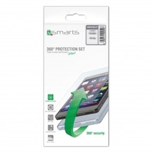 4smarts 360° Premium Protection Set für Samsung Galaxy S8 transparent
