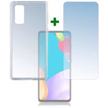 4smarts 360° Protection Set für Samsung Galaxy A52 5G trans