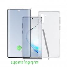 4smarts 360° Protection Set Premium UltraSonix für Samsung Galaxy Note 10 / Note 10 5G schwarz