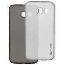 4smarts BELLEVUE ultra-thin Clip für Galaxy S6 edge SET - schwarz & weiß
