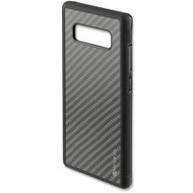 4smarts Clip-On Cover Trendline Carbon für Samsung Galaxy Note8 schwarz
