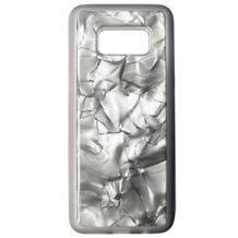 4smarts Clip-On Cover Trendline Fancy für Samsung Galaxy S8 grau