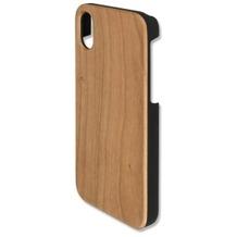 4smarts Clip-On Cover Trendline Wood für Apple iPhone X kirsche