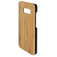 4smarts Clip-On Cover Trendline Wood für Samsung Galaxy S8 bambus