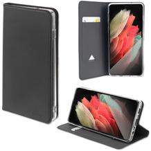 4smarts Flip Case Urban Lite f Galaxy S21 Ultra 5G schwarz
