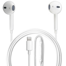4smarts In-Ear Stereo Lightning Headset Melody 2 weiß * MFI - Made for iPhone, iPad, iPod