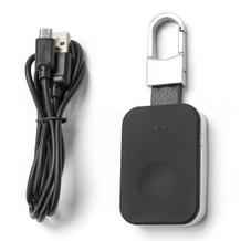 4smarts Induktive Powerbank 950 mAh für Apple Watch schwarz