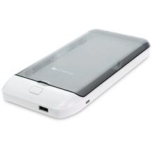 4smarts Induktive Powerbank MicroKill mit UV-Sterilisator weiß