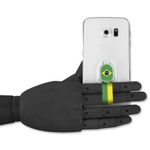 4smarts LOOP-GUARD Finger Strap Halteschlaufe für Smartphones Brasilien