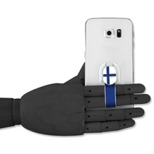 4smarts LOOP-GUARD Finger Strap Halteschlaufe für Smartphones Finnland