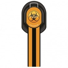 4smarts LOOP-GUARD Warning Biohazard
