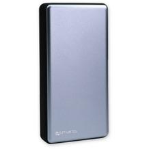 4smarts Powerbank VoltHub 20000 mAh Power Delivery 18W & QC3.0 schwarz/grau