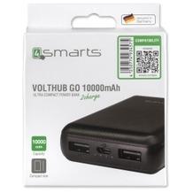 4smarts Powerbank VoltHub Go 10000 mAh schwarz