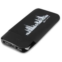 4smarts Powerbank VoltHub Travel 8000 mAh mit Lightning-Anschluss schwarz