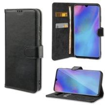 4smarts Premium Flip-Tasche URBAN für Huawei P30 lite all-black