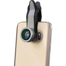 4smarts Premium Objektiv-Set für Smartphones