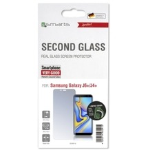 4smarts Second Glass Limited Cover für Samsung Galaxy J6+/J4+