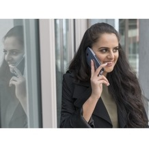 4smarts Soft Cover AIRY-SHIELD für Samsung Galaxy A6+ (2018) schwarz