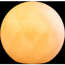 8 Seasons Dekoleuchte Shining Globe 'Sand' 30 cm