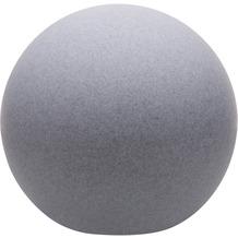 8 Seasons Dekoleuchte Shining Globe 'Stone' 30 cm