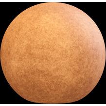 8 Seasons Dekoleuchte Shining Globe 'Stone' (Solar) 30 cm