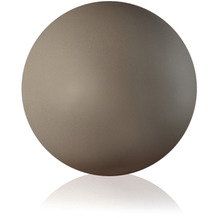 8 Seasons Dekoleuchte Shining Globe 'Taupe' 30 cm