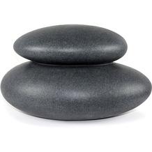8 Seasons Dekoleuchte Shining Stone 'Anthrazit' (Solar) L