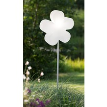 8 Seasons Flower Ø 60 on Stick (LED) 130 cm