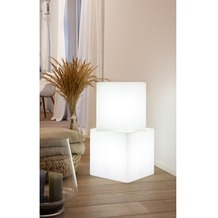 8 Seasons Shining Cube 33 cm LED