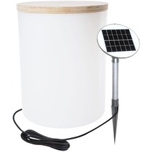 8 Seasons Shining Drum solar