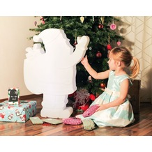 8 Seasons Shining Santa H 78 cm LED