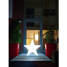 8 Seasons Shining Star, LED Ø 40 cm Leuchtstern