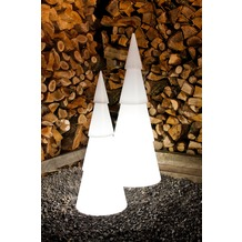 8 Seasons Shining Tree rund 55 cm LED