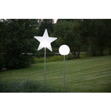 8 Seasons Star on Stick (LED) 130 cm