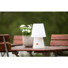"8 Seasons Tischleuchte No. 1 ""White"" (LED) 30 cm"