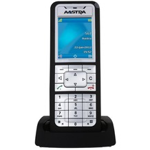 Aastra 612d (Set) Komfort-DECT-Systemtelefon Office Edition
